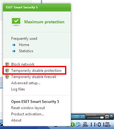 ANTIVIRUS ESET SMART SECURITY FULL X86 910