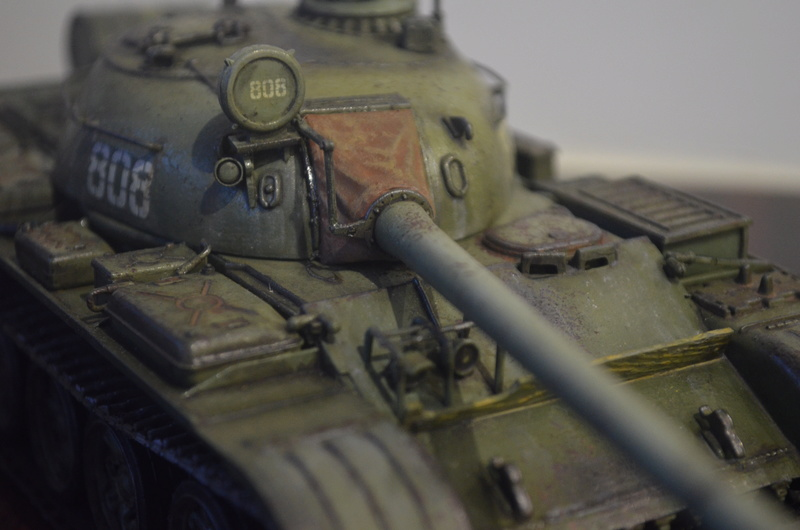 Т-55 trumpeter 1/35 Dsc_0237