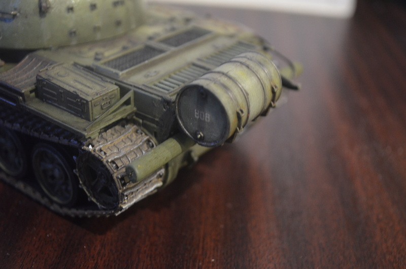 Т-55 trumpeter 1/35 Dsc_0241