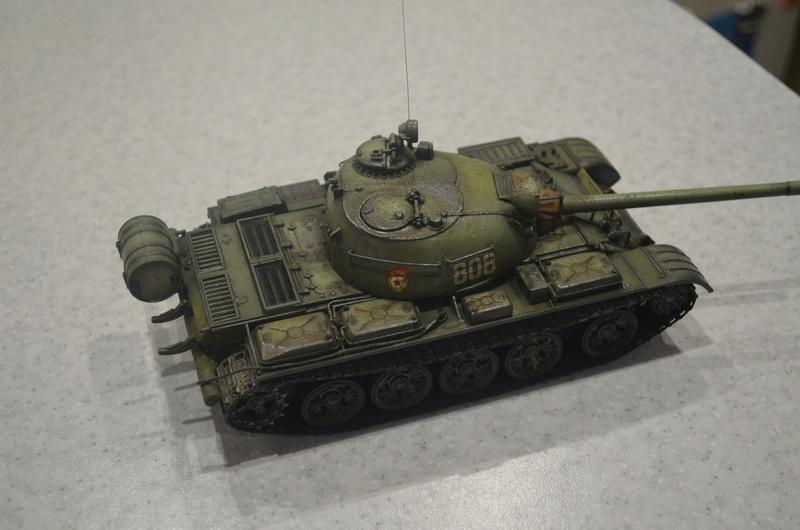Т-55 trumpeter 1/35 Dsc_0244