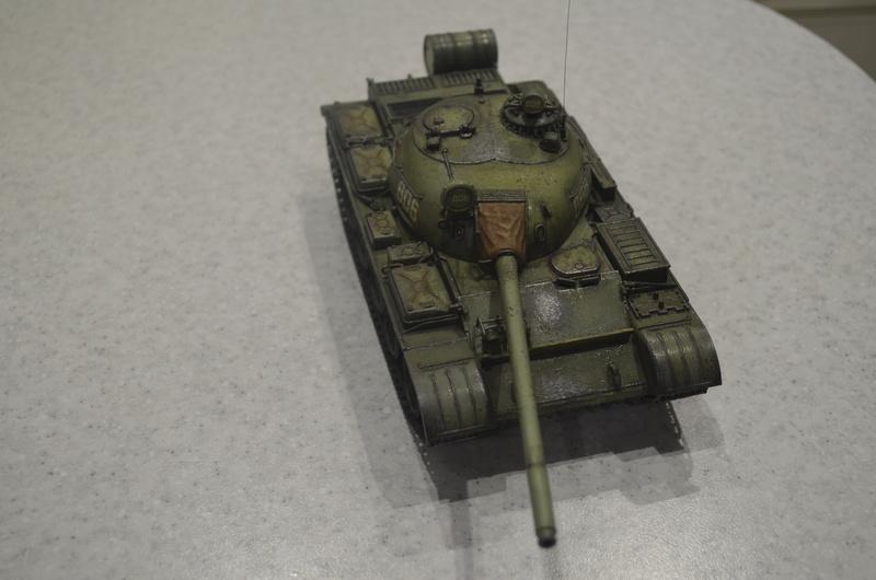 Т-55 trumpeter 1/35 Dsc_0246