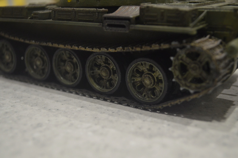 Т-55 trumpeter 1/35 Dsc_0247