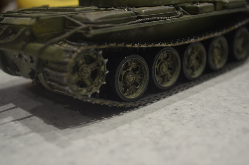 Т-55 trumpeter 1/35 Dsc_0312