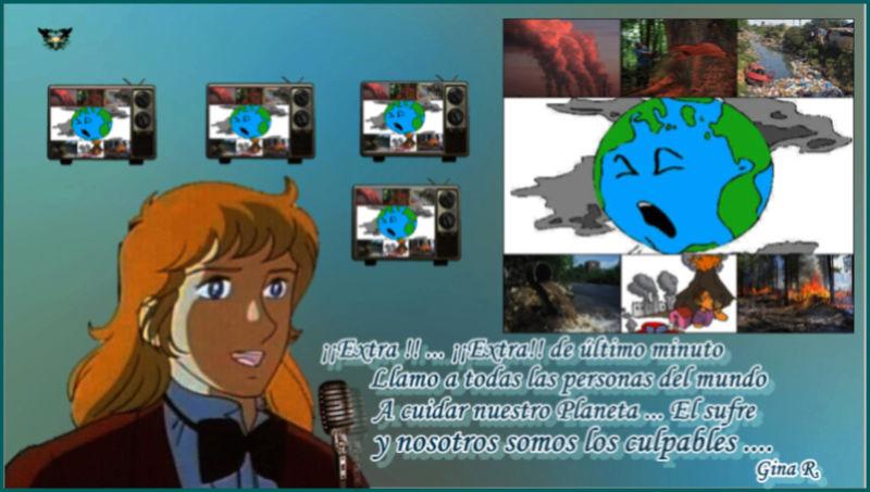 Reto # 3 ..... Medio Ambiente ..... Cumpleaños de Albert ..... Alber119