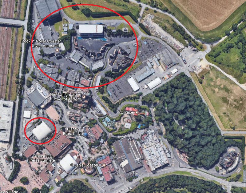 [Projet] Attractions Marvel au Parc Walt Disney Studios (dès 2018 ?) - Page 5 Marvel10
