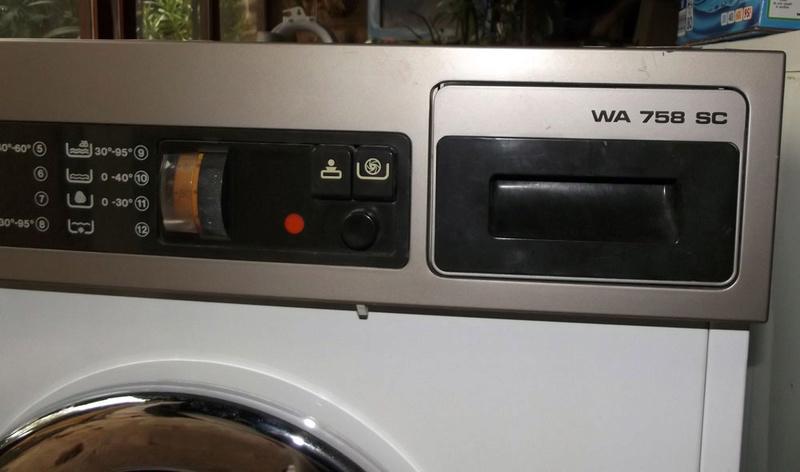 Bauknecht WA758SC Wa410