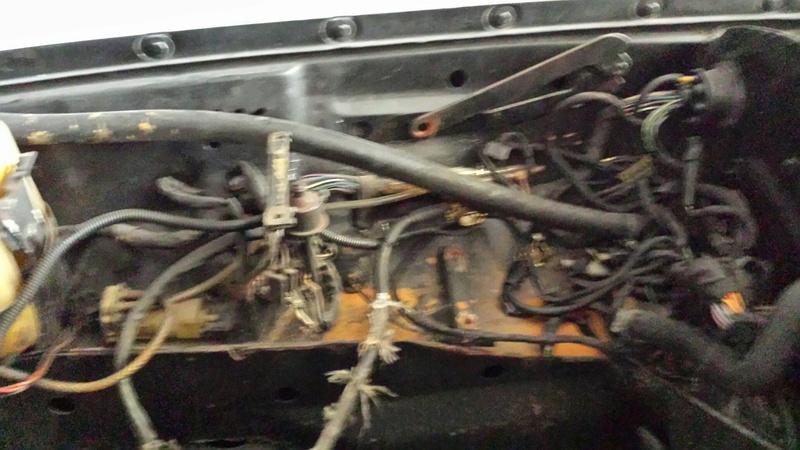 (R107): Restauração de uma 450 SL 1972 20161125