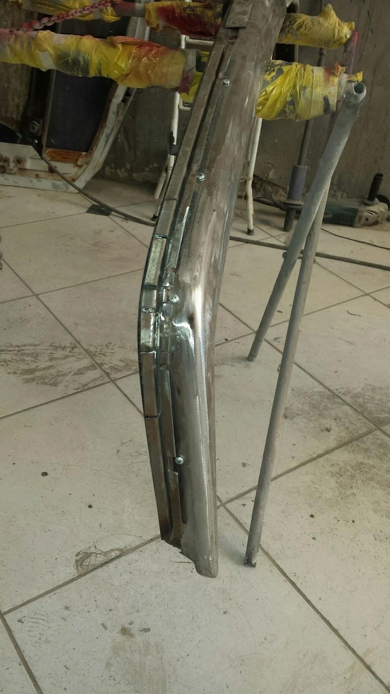 (R107): Restauração de uma 450 SL 1972 20170231