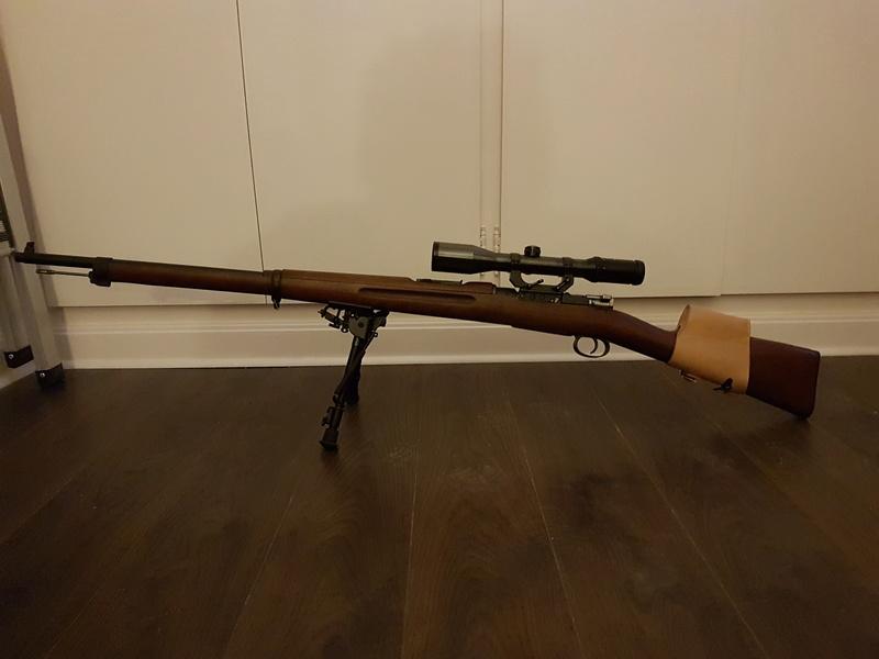 Mauser M96/38, un suédois pas neutre... 20161110