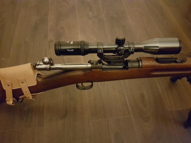 Mauser M96/38, un suédois pas neutre... 20161112