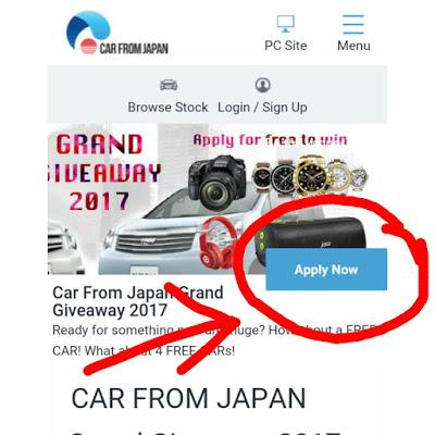 CAR FROM JAPAN Grand Giveaway 2017 Ya_pil11