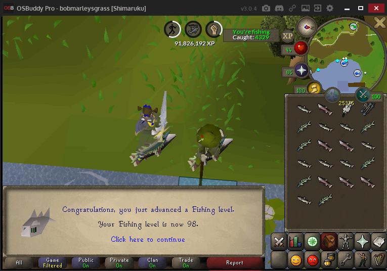 ><> 99 fishing! Fishin10