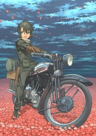 [ANIME / LIGHT NOVEL] L'Odyssée de Kino (Kino no Tabi) Kino_b10