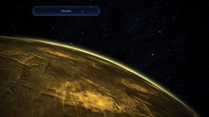 Artemis Tau - Macedón rendszer - Sharjila bolygó Sharji10