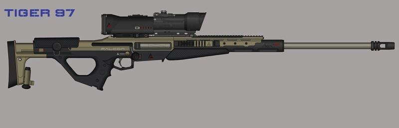 Mesterlövészpuskák Tiger910