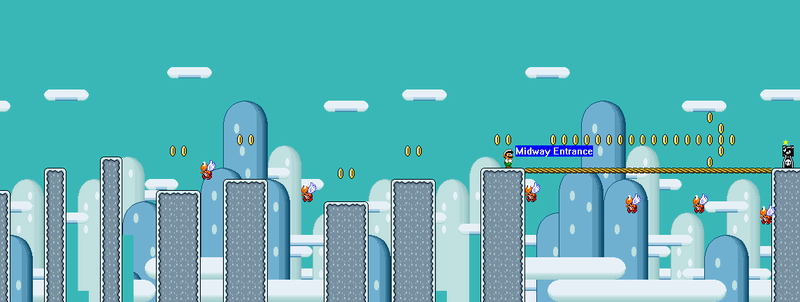 Nivel 1 De Super Mario World Rebirth (Terminado O No)  Nivel_13