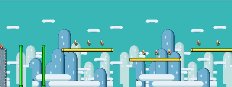 Nivel 1 De Super Mario World Rebirth (Terminado O No)  Nivel_14