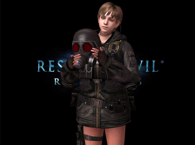 Rebecca Chambers as Lady Hunk IN MAIN GAME - Leon mafia (animations, hud and songs) Lady_h10