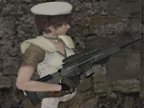 Rebecca S.T.A.R.S Prototype (RE0: Remaster) - para Main game y Mercenaries Screen10