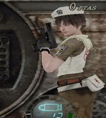 Rebecca S.T.A.R.S Prototype (RE0: Remaster) - para Main game y Mercenaries Screen11