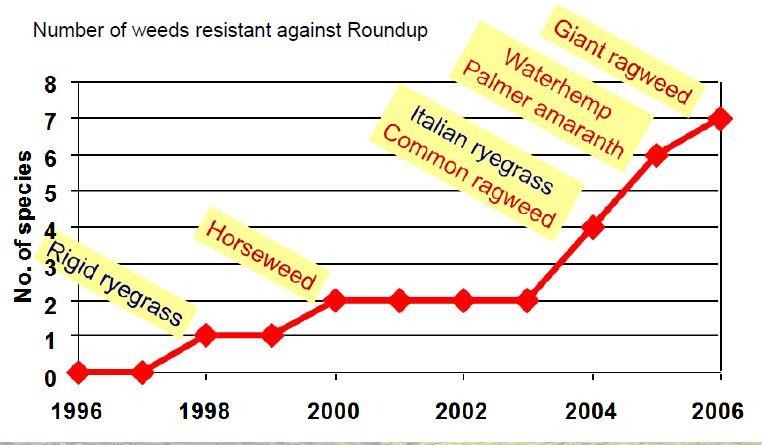 Organismos modificados genéticamente Resist10