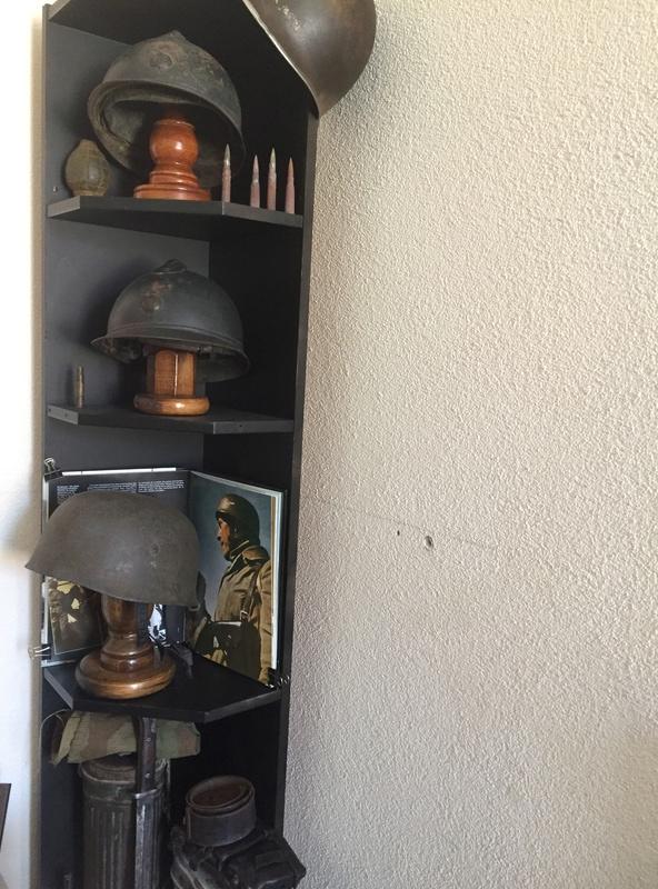 Collection de casques débutée il y a un an  Img_5023