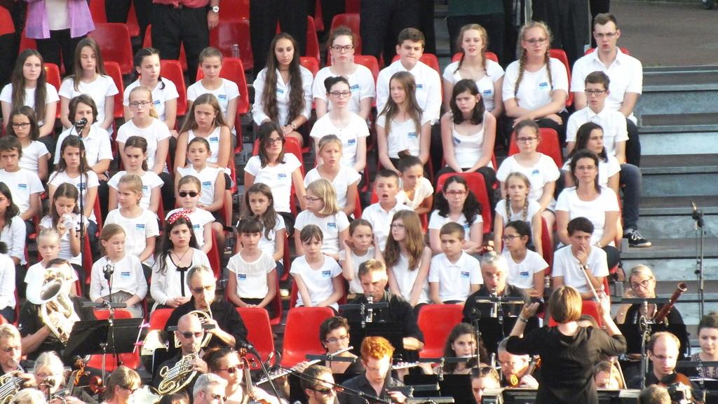 Futuroscope30ans - samedi 17 Juin 2017 – L'Opéra en chœur Dscf7019