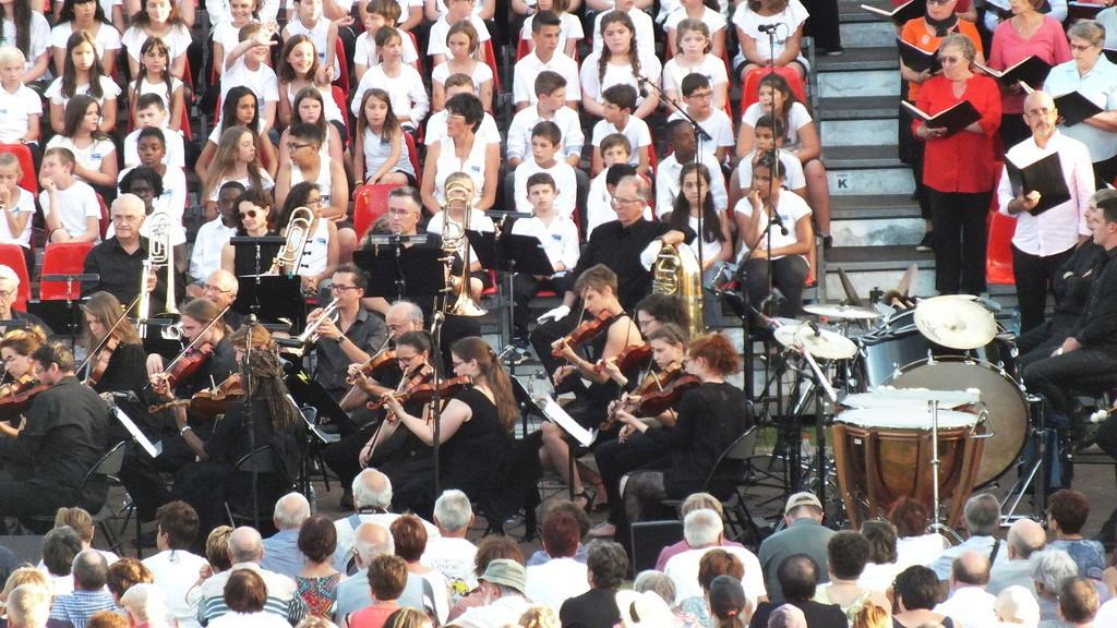 Futuroscope30ans - samedi 17 Juin 2017 – L'Opéra en chœur Dscf7020