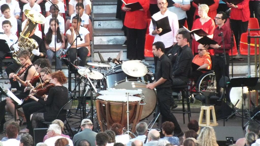 Futuroscope30Ans - samedi 17 Juin 2017 – L'Opéra en chœur Dscf7021