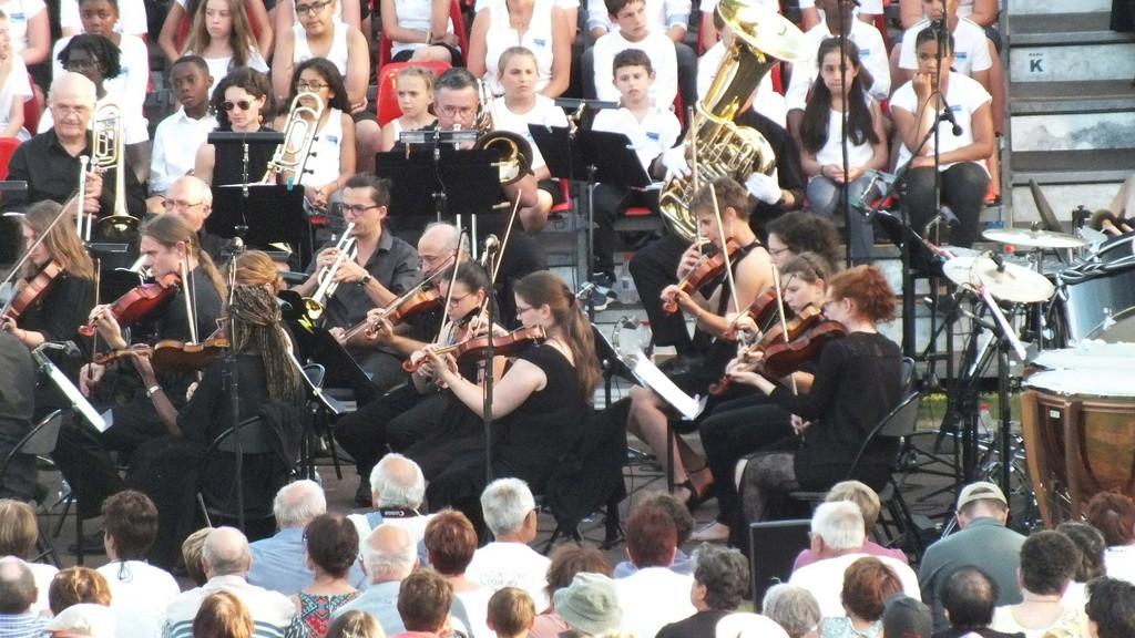 Futuroscope30ans - samedi 17 Juin 2017 – L'Opéra en chœur Dscf7022