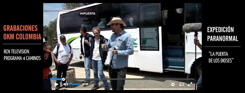 OKM COLOMBIA EL MEJOR SERVICIO EN EL MUNDO. GRABACIONES TELEVISIÓN COLOMBIANA Unname15