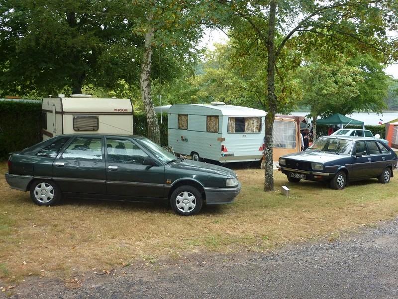 Digue GS 428 de 83 et Digue 3M de 74 et Renault 21 GTD de 90 148910