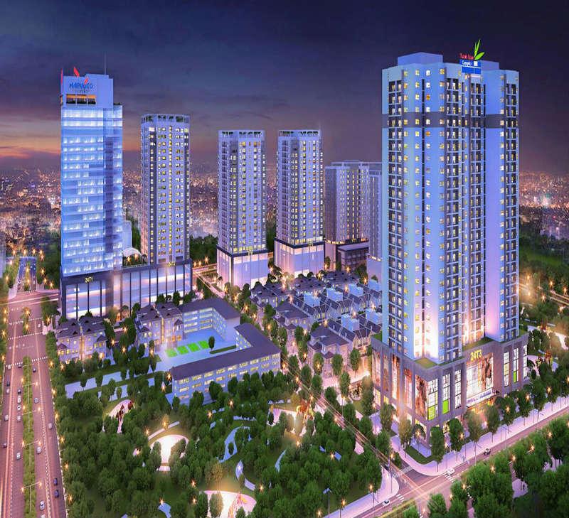 Nhận gói nội thất cao cấp,mua Thanh Xuân Complex Tx13