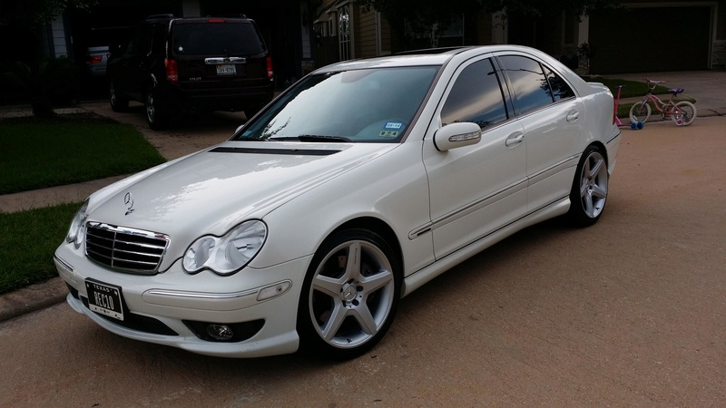 """(VENDO): Jogo de rodas originais AMG W211 aro 18"""" - R$6.000,00 W203_o11"""