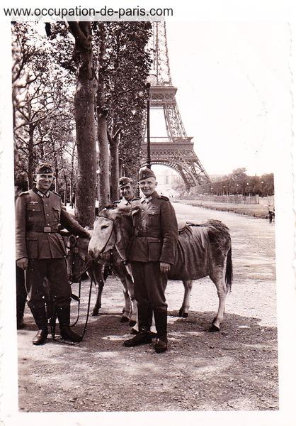 Charrette du vainqueur de 1940 ou du vaincu de 1944? Bloggi11