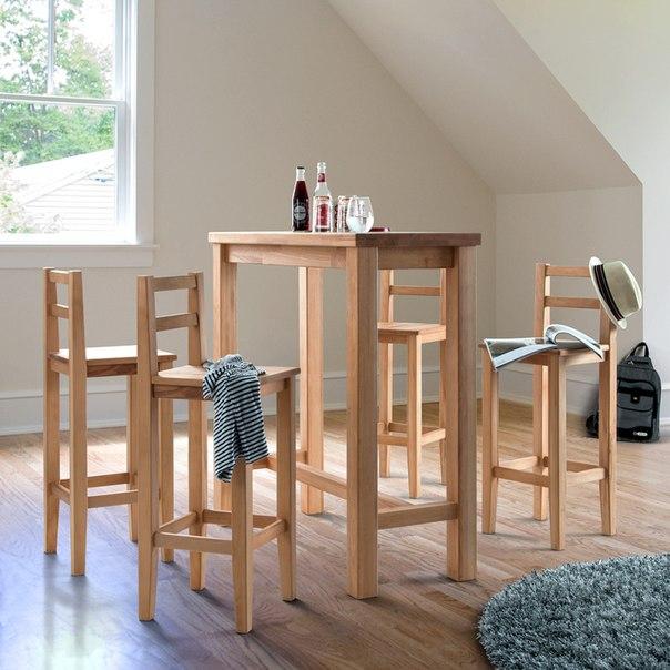 Мебель из 100% массива по доступной цене Aoqker11