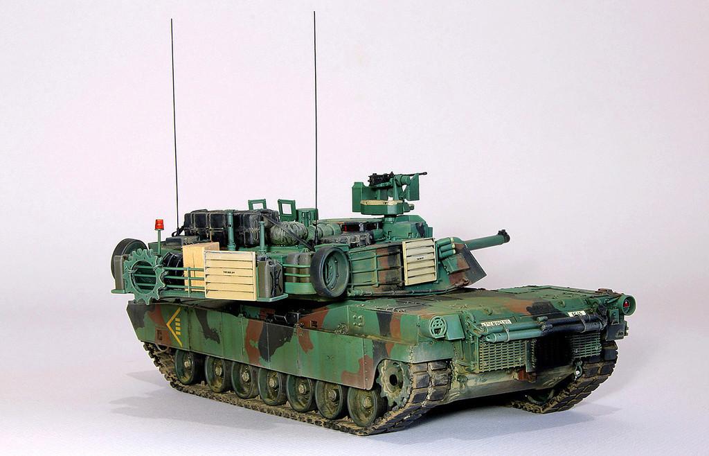 Abrams M1A2 SEP V2 Dragon models 1010