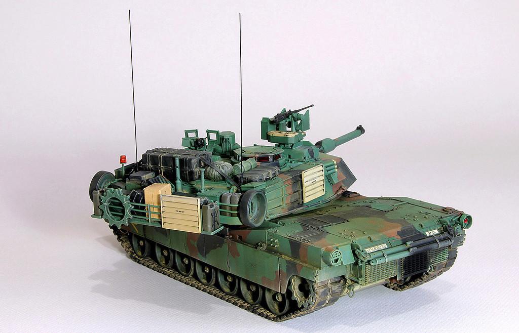 Abrams M1A2 SEP V2 Dragon models 1110