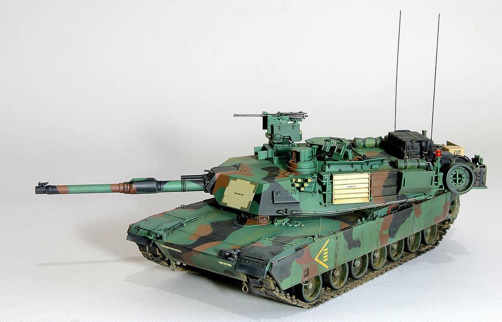 Abrams M1A2 SEP V2 Dragon models 1210