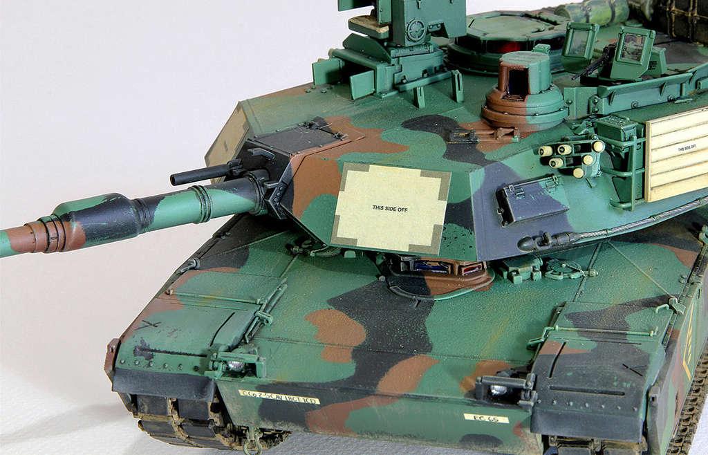 Abrams M1A2 SEP V2 Dragon models 1310