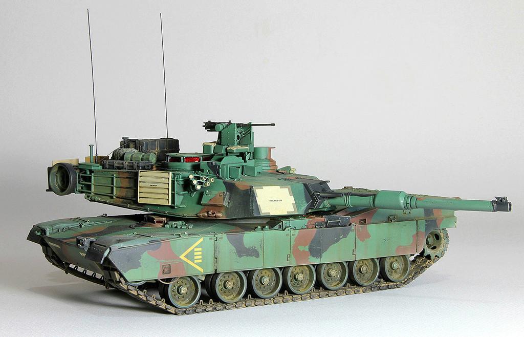 Abrams M1A2 SEP V2 Dragon models 310