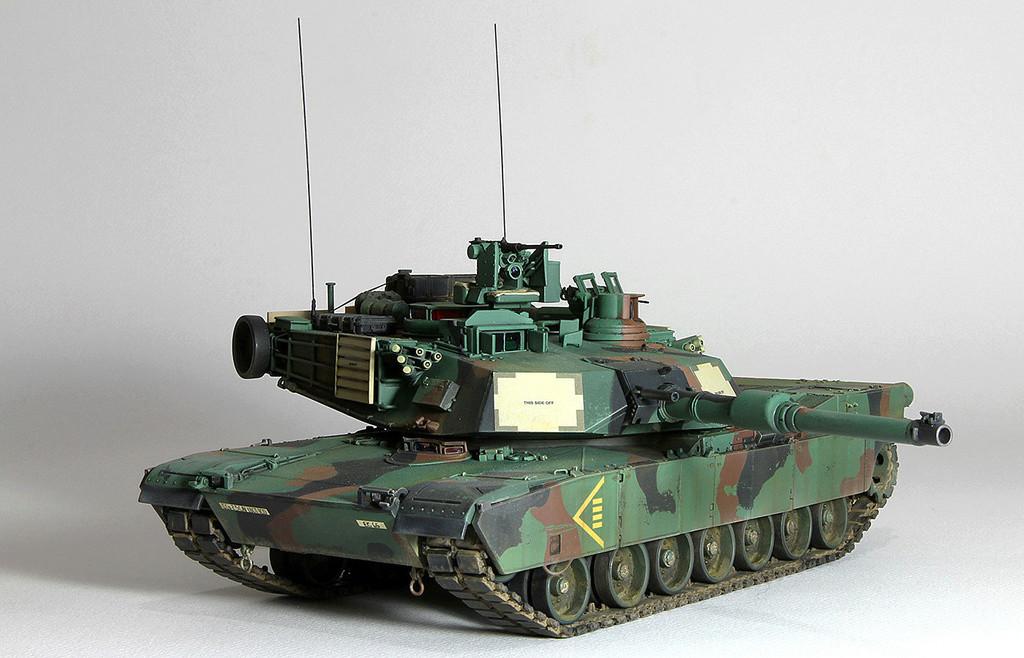 Abrams M1A2 SEP V2 Dragon models 410