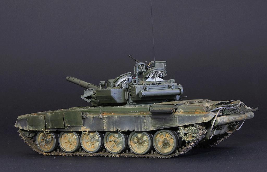 Т-90 412