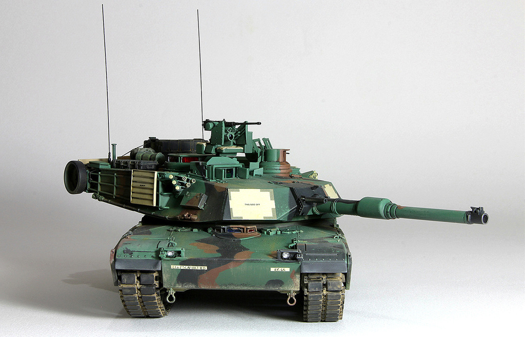Abrams M1A2 SEP V2 Dragon models 510