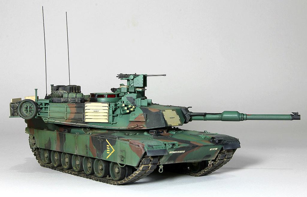 Abrams M1A2 SEP V2 Dragon models 612