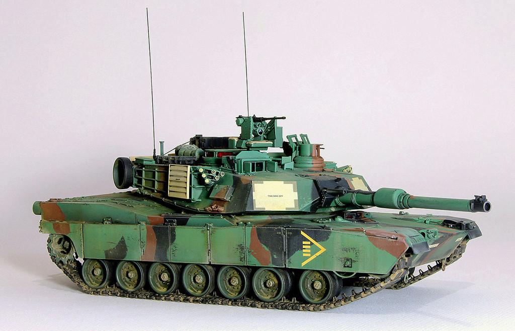 Abrams M1A2 SEP V2 Dragon models 710