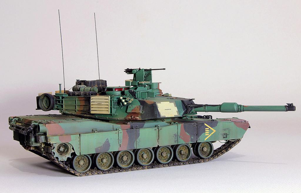 Abrams M1A2 SEP V2 Dragon models 810