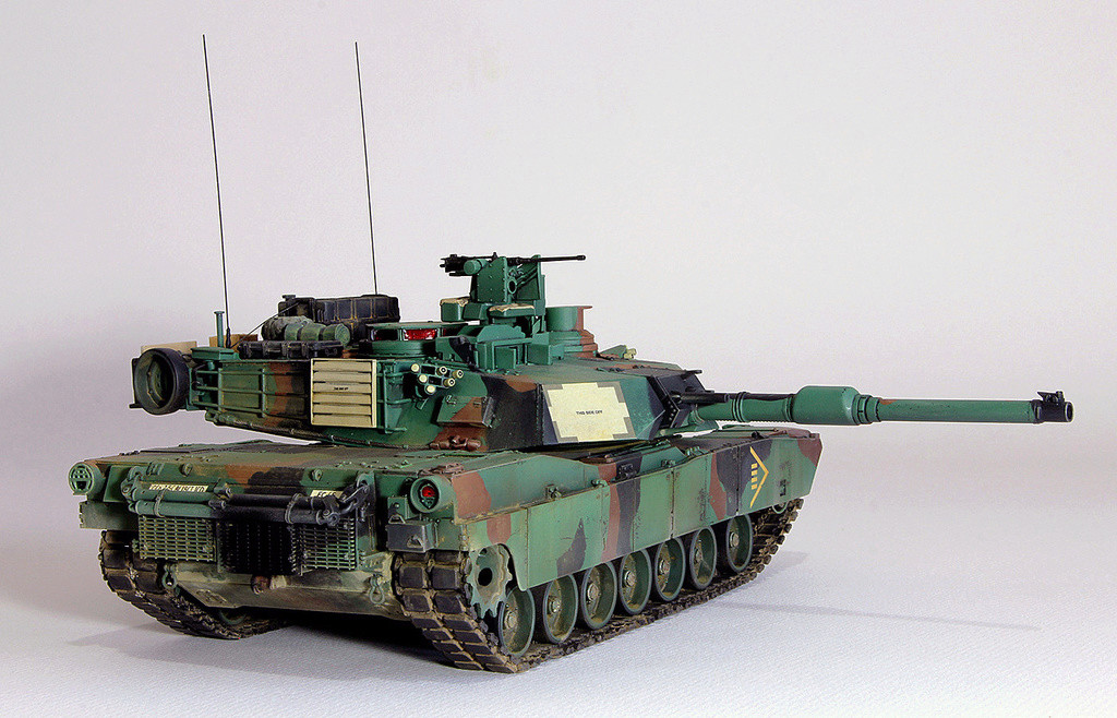Abrams M1A2 SEP V2 Dragon models 910