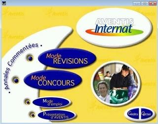Aventis Internat - Logiciel de QCM  Fboff11