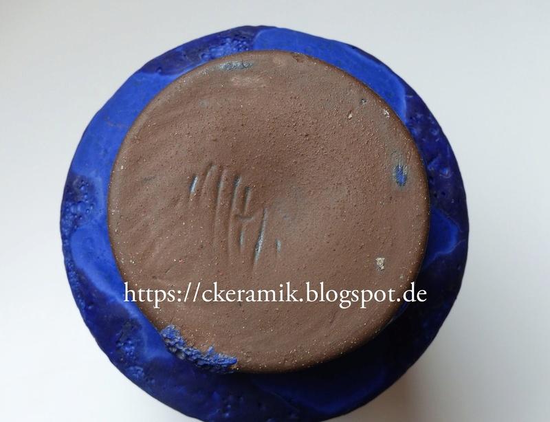 "Hartwig Heyne (Germany) [mistakenly called ""Hoy-Keramik""] Unbeka16"